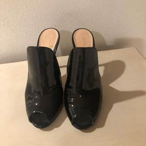 Gianvito Rossi patent heels